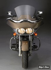 PARE BRISE NATIONAL CYCLE - V-STREAM - STANDARD - ROAD GLIDE 98/13 - CLAIR