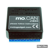 COMPTEUR MOTOGADGET : INTERFACE MOTOGADGET M-CAN J1850 - V-Rod VRSC