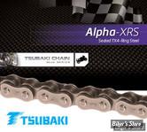 - CHAINE SECONDAIRE 530 X 108 - O-RING - XRS- X-RING - TSUBAKI - ALPHA