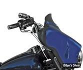 """PARE BRISE - WINDVEST MOTORCYCLE PRODUCTS - FLHT96UP - HAUTEUR : 4"""" - COULEUR : FUMÉ SOMBRE"""