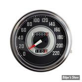 COMPTEUR - FAT BOB - RAPPORT : 1:1 - EN KM/H - 41/45 FACE -