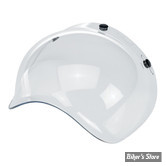 CASQUE JET - BILTWELL - OPEN FACE 3/4 - 0 - VISIERE - BUBBLE VISORS - COULEUR : TRANSPARENT
