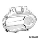 ECLATE B - PIECE N° 04 - CARTER HYDRAULIQUE LATÉRAL DE BOITE - BIGTWIN 06UP - 6 VITESSES - PERFORMANCE MACHINE - DYNA / SOFTAIL / TOURING 06UP - SCALLOP - CHROME
