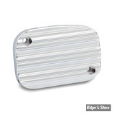 ECLATE L - PIECE N° 34H - COUVRE MAITRE CYLINDRE D'EMBRAYAGE HYDRAULIQUE - TOURING 14/16 - ARLEN NESS - 10-GAUGE - CHROME - 03-234