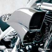 - FILTRE A AIR - ARLEN NESS - TOURING 08/16 / SOFTAIL 16/17 / DYNA FXDLS 16/17 - Double Barrel - Chrome - 18-950