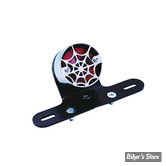 FEU ARRIERE CHOPPER / HOT ROD - EASYRIDERS - Spider - Apoule rouge