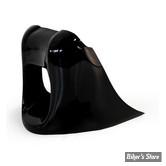 SABOT / CHIN SPOILER - CULT WERK - SOFTAIL M8 18UP - BUG SPOILER BOBBER - NOIR BRILLANT - HD-BRO091