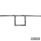 "GUIDON EMGO - T-BAR - 7/8"" - CHROME"
