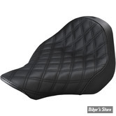 SELLE SOLO - SOFTAIL FXSB / FXSBSE / FXSE 13/17UP - SADDLEMEN - RENEGADE LS-SOLO - NOIR