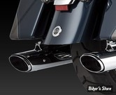 Silencieux Vance & Hines - TWIN SLASH OVAL SLIP-ONS - TOURING 95/16 -  chrome - 16767