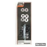 KIT DE VISSERIE COLONY - FIXATION RESERVOIR - SPORTSTER 96/03
