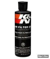 Huile de filtre K&N 236ml - 99-0533
