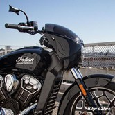TETE DE FOURCHE NESS - NOIR BRILLANT - INDIAN SCOUT