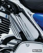 COUVRE BOBINE - TOURING MILWAUKEE-EIGHT® 17UP - KURYAKYN - Precision™ Spark Plug Wire Cover - CHROME - 6430