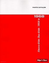 CATALOGUE DE PIECES DETACHEES - BIGTWIN 58/68 - OEM L509A