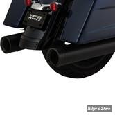 SILENCIEUX VANCE & HINES - OVERSIZED 450 SLIP-ONS - TOURING 95/16 - NOIR MAT - 46549