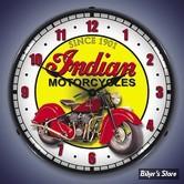 PENDULE - INDIAN MOTORCYCLES