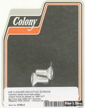KIT VISSERIE - OEM 2402W - COLONY - CAD (procédé ZnNi)