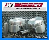 ECLATE G - PIECE N° 19 - kit pistons Wiseco BigTwin 1340 Evolution 8.5:1 +0.040