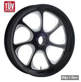 18 x 4.25 Roue Revtech Eliminator 7 Midnight Series