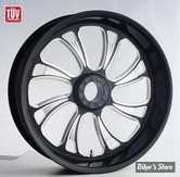 23 x 3.50 Roue Revtech Super Charger Midnight Series