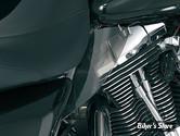 Deflecteurs de chaleur - ARRIERE - Kuryakyn - AIR MASTER REFLECTIVE - Couleur : Fumé - 1188