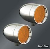 CLIGNOTANT A LEDS - Adjure - Beacon II - Led - Flush - 2 fils - Lisse