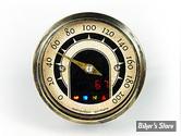 Compteur Motogadget Tiny MST Speedster Vintage - Laiton