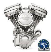 110 - Moteur complet Revtech 110 - Euro 3 - alu poli
