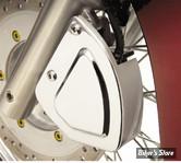 Couvre etrier de frein avant chrome Show Chrome