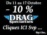 Remise DRAG SPECIALTIES