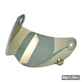 BILTWELL - VISIERE POUR CASQUE INTEGRAL LANE SPLITTER - LANE SPLITTER SHIELD GEN-2 - COULEUR : GOLD MIRROR / ANTI-BUEE - 1112-222