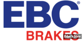 DISQUE ARRIERE - OEM 41500071 - SOFTAIL BREAKOUT FXSB - EBC - BRAKE ROTOR REPLACEMENT SERIES FLOATING ROUND - FLOTTANT