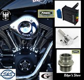 KIT DE CONVERSION INJECTION EFI EN CARBURATEUR - TWINCAM - DYNA 99/06 - S&S SUPER E