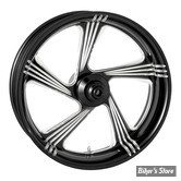 AR - 18 X 8.50 - ROUE PERFORMANCE MACHINE - SOFTAIL FXSB 13/17 / FXCW/C 2011 - ABS - ELEMENT - CONTRAST CUT