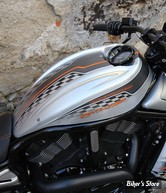 COUVRE BOITE A AIR - V-ROD 02/17 - CULT WERK - RACING AIRBOX - A PEINDRE - HD-ROD011