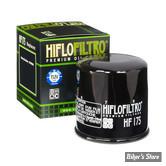 FILTRE A HUILE - XG500/750 / INDIAN - HIFLOFILTRO - OEM HD 62700045 / OEM INDIAN 2521421 -HF175