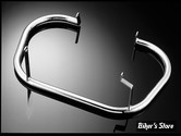 Pare cylindre Extreme Fat Engine Guards - 38mm - Chrome.