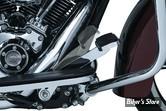 ECLATE J - PIECE N° 39 - PEDALE DE FREIN - TOURING 14UP - KURYAKYN - Extended Brake Pedals - SANS CARENAGE INFERIEUR - 9670 - CHROME