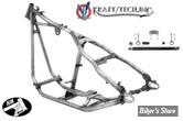 Cadre rigide Kraft/Tech double berceau droit - 34° / 2 -