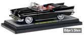 MODELE REDUIT - M2 MACHINES - CHEVROLET - BEL AIR 1957 - CONVERTIBLE NOIR