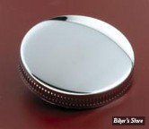 """Bouchon 65/73 - """"Early Style"""" chrome."""