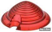 CABOCHON DE CLIGNO BULLET / CLIGNO BULLET - CABOCHON de Remplacement : Couleur : Rouge
