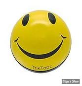 BOUCHONS DE VALVE TRIK TOPZ - SMILEY