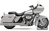 Echappement COBRA - Speedster Long - chrome - 6960