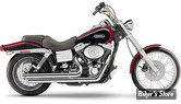 Echappement COBRA - Speedster Slashdown - DYNA 06/11 - chrome - 6857