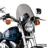 PARE BRISE NATIONAL CYCLE - SWITCHBLADE DEFLECTOR - SPORTSTER / DYNA 91/05 / FXR - TEINTE : GRIS 30% - N21918
