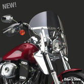 PARE BRISE NATIONAL CYCLE - SWITCHBLADE CHOPPED - DYNA FXDWG 06/17 / SOFTAIL FXSB 13/17 - TEINTE : CLAIR - N21433