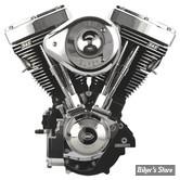Evo - V124 - Moteur S&S - STD - Allumage IST - Noir - 31-9552