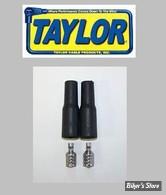 FILS DE BOUGIES : Pièces et Accessoires : Fiches de fils de bougies pour bobine - TwinCam / XL - 180°